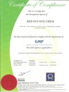 GMP - Solvent Dyes Supplier In India